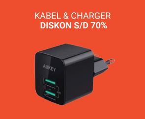 Kabeldancharger