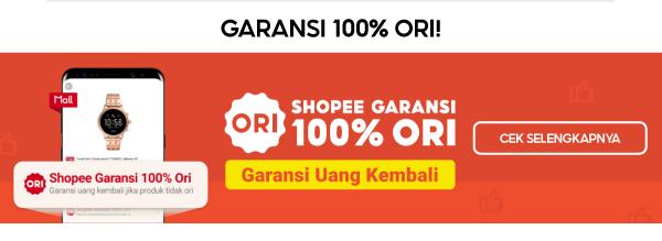 100% Garansi Ori