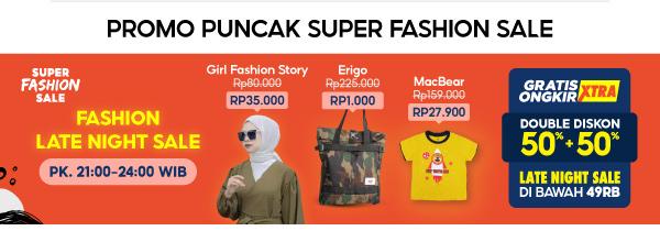 Super Fashion Sale